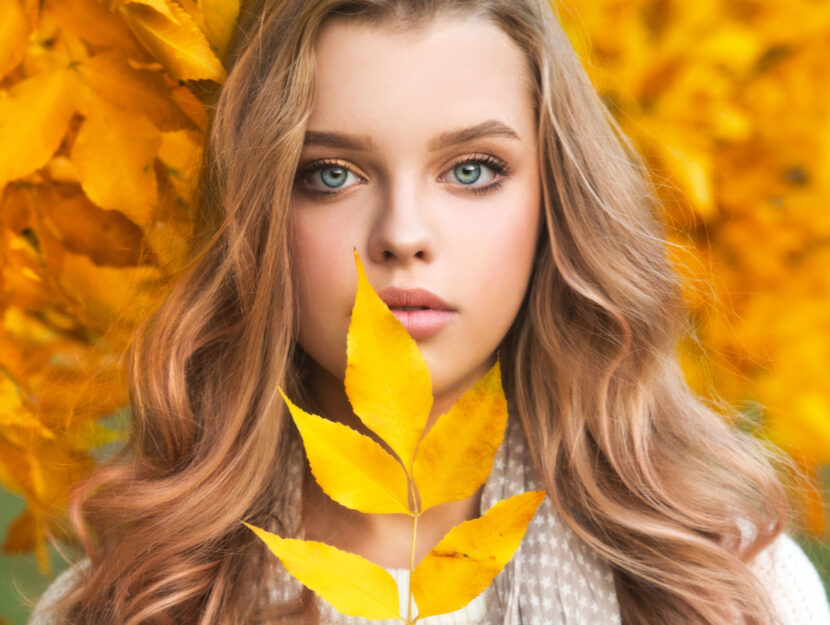 Beauty routine autunnale